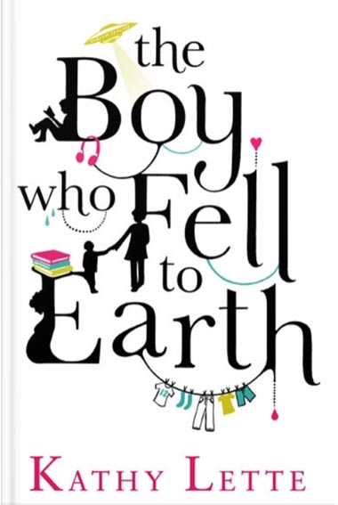 The Boy Who Fell to Earth - book recommendation by Lisa Galea