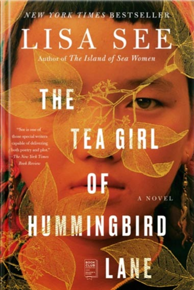 The Tea Girl of Hummingbird Lane - Book Recommendation by Lisa Galea